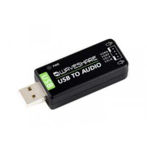 USB zvučna kartica, za Raspberry Pi / PC (bez drajvera)
