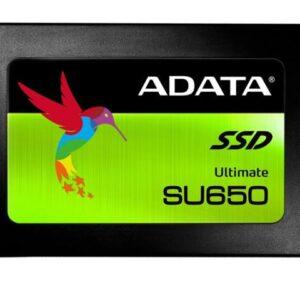 SSD 120GB AData 3D Nand ASU650SS-120GT-R