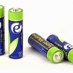 Alkalne baterije LR6, AA