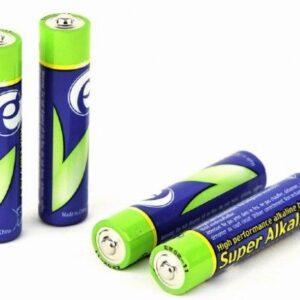 Alkalne baterije LR03, AAA