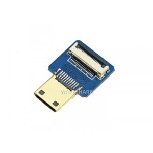 Mini HDMI Adapter, horizontalni