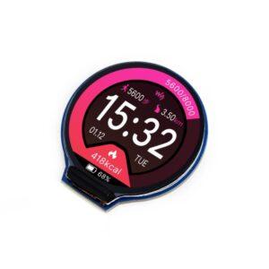 1.28 inča LCD kružni displej za Raspberry Pi, 240×240
