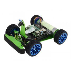 PiRacer DonkeyCar, AI Racing Robot, Pi 4