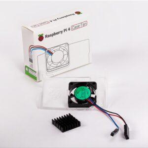 Raspberry Pi 4 ventilator za oficijelno kućište