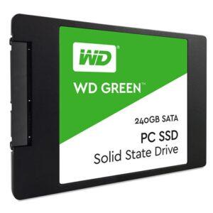 SSD 240GB WD Green WDS240G2G0A