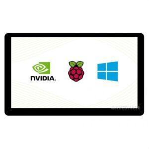 """Ekran 15.6 Inča, HDMI, Za Raspberry Pi (LCD Displej 15.6""""), 1920×1080, Osetljiv Na Dodir"""