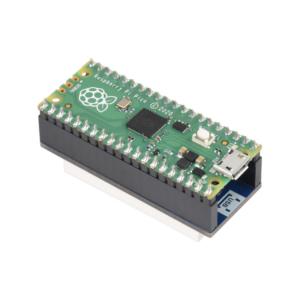 4-cifreni, 8-segmentni LCD Displej za Raspberry Pi Pico, SPI interfejs