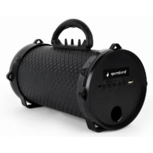 Prenosivi Bluetooth zvučnik + handsfree 5W, USB, SD, sa funkcijom ekvilajzera, crni
