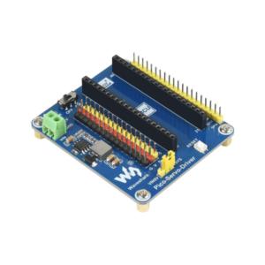 16-CH Servo Driver Modul za Raspberry Pi Pico, 16-bit rezolucija