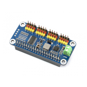 16-CH Servo Driver HAT za Raspberry Pi, 12-bit