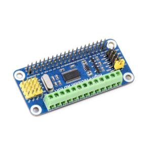 10-CH High-Precision AD HAT za Raspberry Pi, 32-bit