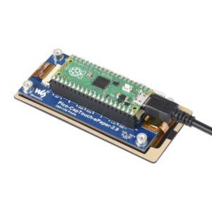 2.9inch E-Paper Modul za Raspberry Pi Pico, 296×128, crno-beli, SPI