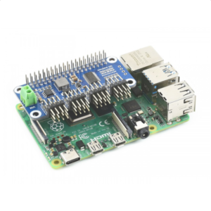 16-CH Servo Driver HAT (B) za Raspberry Pi, 12-bit