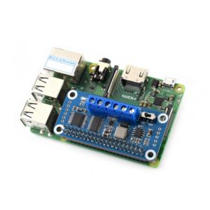 Motor Driver HAT za Raspberry Pi, I2C interfejs
