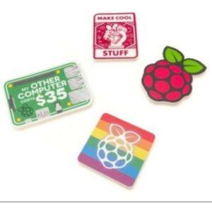 Raspberry Pi nalepnice