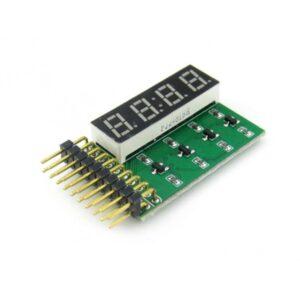 8 segmentni LED displej (4 cifre)