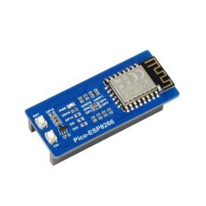 Raspberry Pi Pico, ESP8266 WiFi Modul (TCP/UDP)