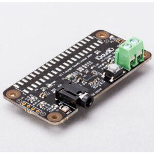Raspberry Pi Zero IQaudio Codec