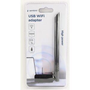 USB 3.0 WiFi adapter AC1300, WNP-UA1300P-01