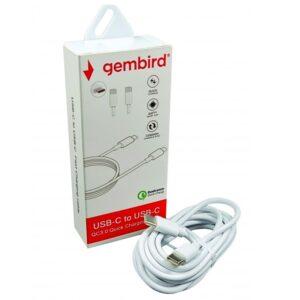 USB tip C na tip C (M/M) kabl, 1.8m