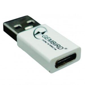 USB 3.1 (M) na USB tip C (Ž), beli