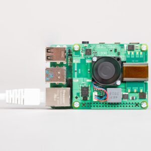 POE (Power over Ethernet) HAT za Raspberry Pi + ventilator