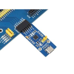 P2102 USB UART Board (Tip C), USB na UART (TTL) komunikacioni modul, USB-C konektor